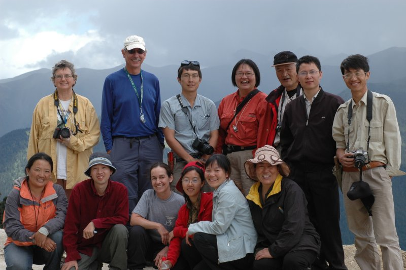 Expedition members